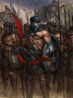 The Persian Army by Bogdan-MRK