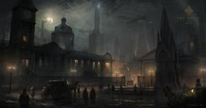 Birmingham by Bogdan-MRK