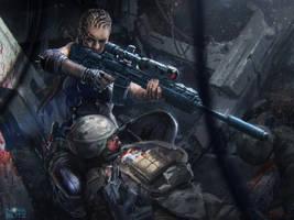 Sniper by Bogdan-MRK