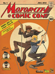 Motorcity at Comic Con 2012 by bkalina7