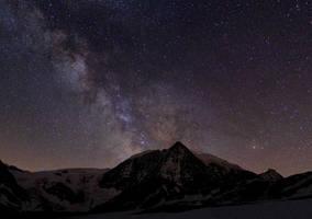 Mont Blanc etoile by Arafinwearcamenel