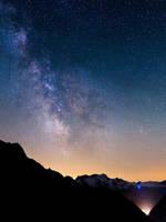 Breithron, MW and Zermatt by Arafinwearcamenel