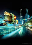Science Fiction by Joe-Roberts