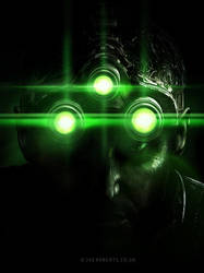 Splinter Cell by Joe-Roberts