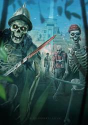 Pirates by Joe-Roberts