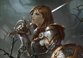 Guardner by BramastaAji