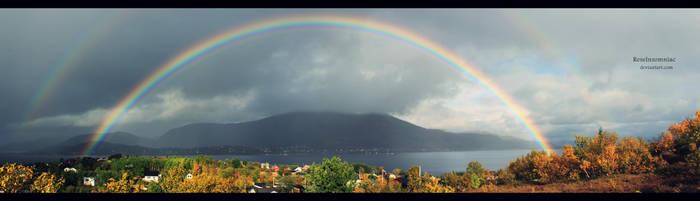 Rainbows by ReseInsomniac