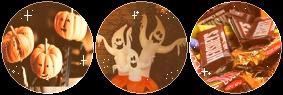 Halloween Divider by StarryWave