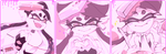 [Splatoon] Callie Divider by StarryWave