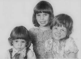 Cerina, Erika en Corina by ChristiaanR1990