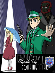 Hyrule City Confidential by SeminarComics
