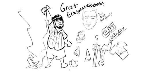Great ECHspectations by SeminarComics