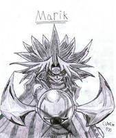 Yami Marik by Rubber-Band-Of-Doom