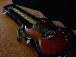 My New Guitar by Rubber-Band-Of-Doom