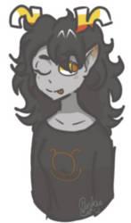 [Sketch] Seathm gorl by Darklight175