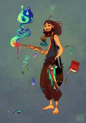 Witchsona by Fedini