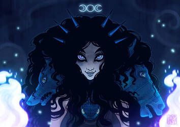 Hecate by Fedini