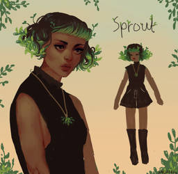 Sprout by sachcell