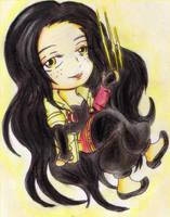 chibiGiftAfina to Hatochan19** by Hanatsuki-Ai