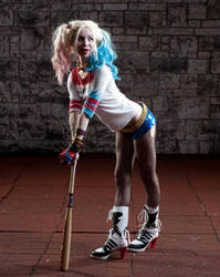 Harley Quinn by bryanhumphrey