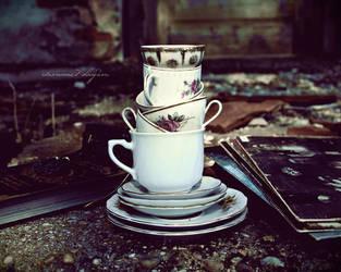 when tea party ends. by sara-with-a-gun