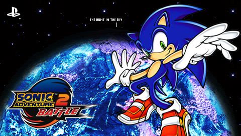 Psp Sonic Adventure 2 Battle By Blackan On Deviantart