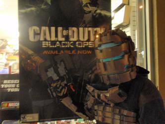 Call of Dead Space Duty Launch by Soul-Drinker-Eowyn