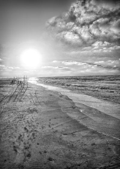 Beach HDR by IyadAhmed2001