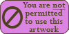 Not Permitted by wildflower4etrnty