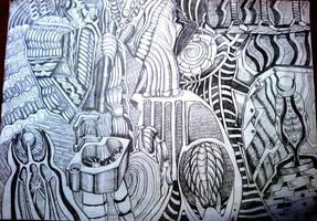 Sketch13 by KingOfLonelyCrowd