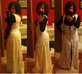My first dress :) by Misylia