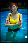 At Cerulean Gym by Weatherstone