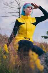 Dragon Ball Hunter by Weatherstone