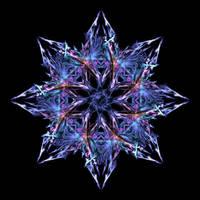 snowflake by BlueStarr