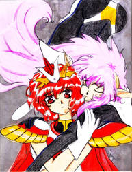 Magic Knight Rayearth by AbnusiLaw07