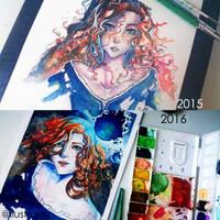 Improvement by ilustrajay