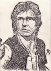 PSC: Han Solo 12b by JasonShoemaker