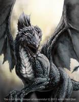 Aleanndyr Dragon by DAA-TRUTH