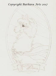 My Lovely Llama Gallery: Super Llama (line art) by Ejderha-Arts
