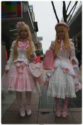 Sweet Lolitas a Kanazawa by fushichoo