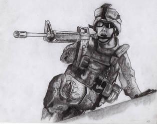 Battlefield 3 by cheeseball3434