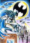 Batman - Fanart by luciano6254