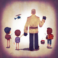 The A-Family by Andry-Shango