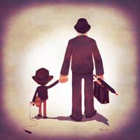 The Jones Family by Andry-Shango