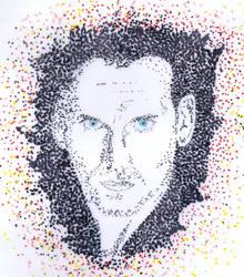 My Doctor, Nine (Christopher Eccleston) by lisathegeekmom
