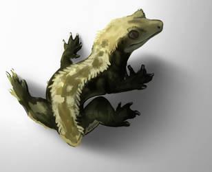 Geckosaurus by Mossasaurus