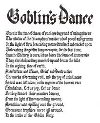 Goblins Dance by UliDK