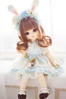 Bunny Midori! by yueqian