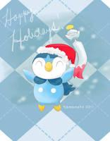 Happy Holidays by tamaneko-i-b