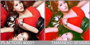 PS Actions 0001 by tamaneko-i-b